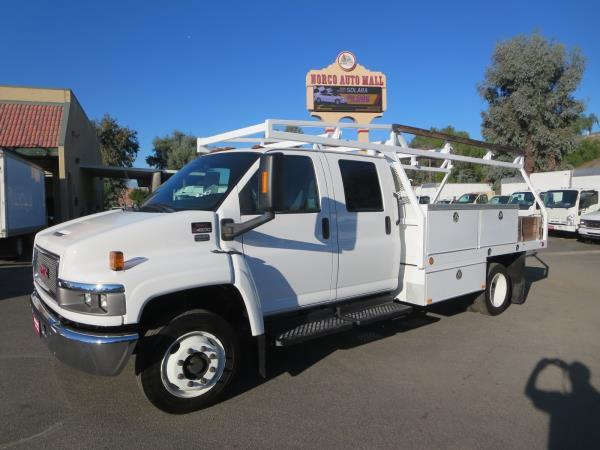 2006 Gmc C4500 Contractor Body Only