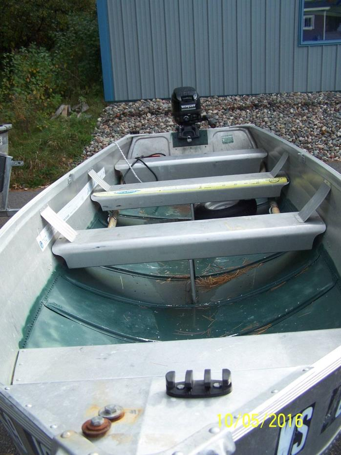 Alumacraft Boats For Sale >> Sea Nymph 14 Boats for sale