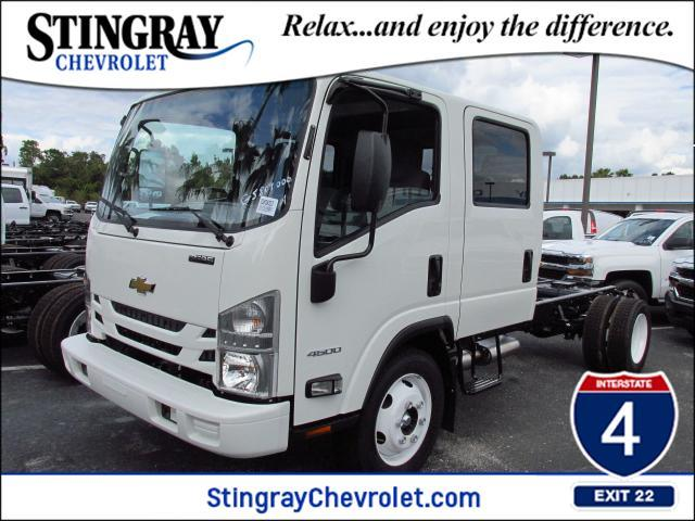 2016 Chevrolet Low Cab Forward Cab Chassis