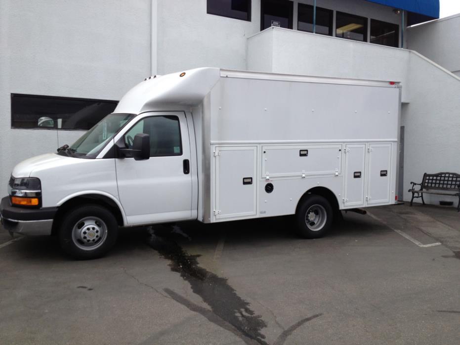 2016 Chevrolet 3500 Drw  Plumber Service Truck
