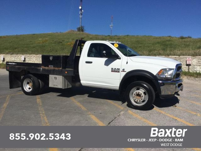 2013 Ram 5500 Chassis  Cab Chassis