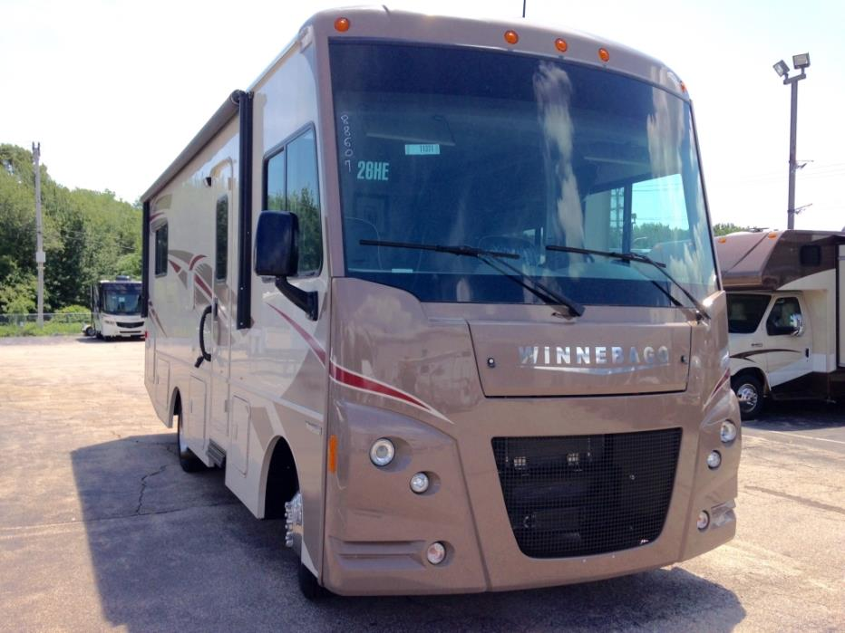 Winnebago Vista WFE26HE