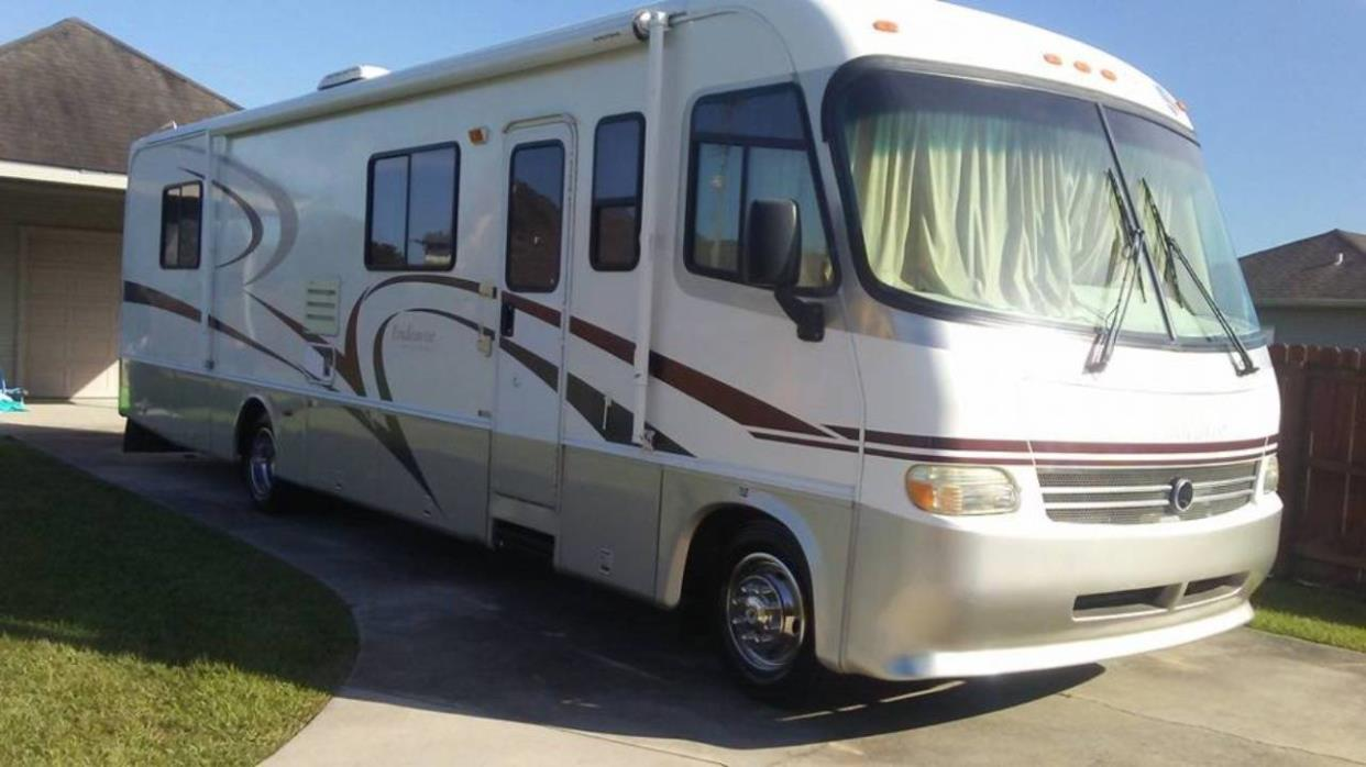 1999 Holiday Rambler ENDEAVOR 36