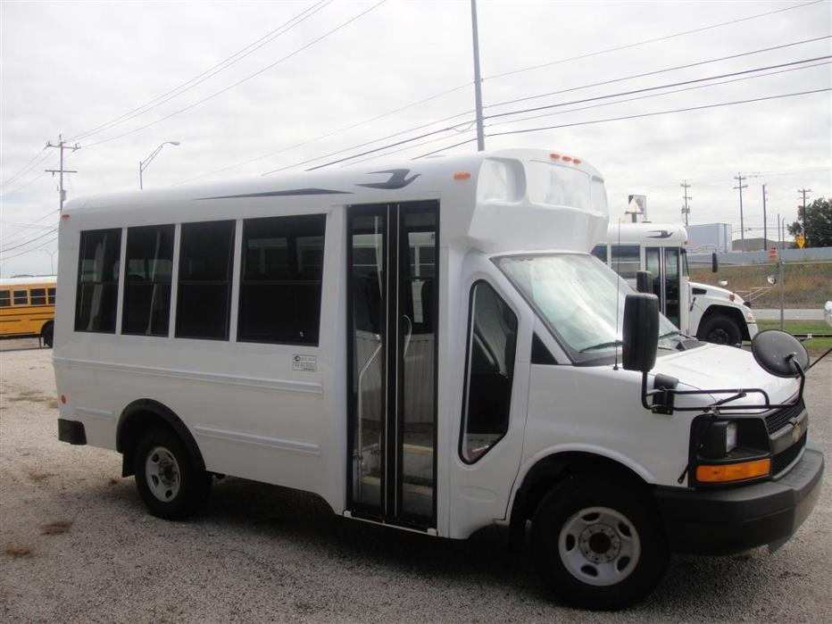 2014 Chevrolet Express Bus