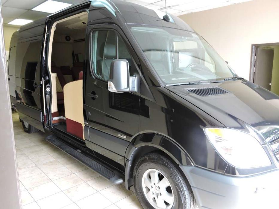 Sportsmobile Sprinter Rvs For Sale