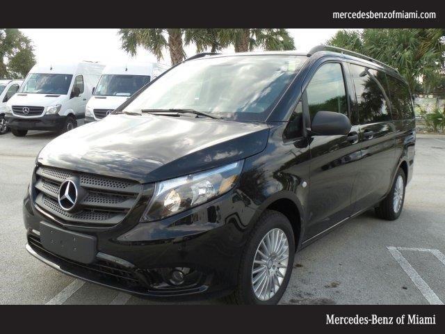 2017 Mercedes-Benz Metris Passenger Van Passenger Van