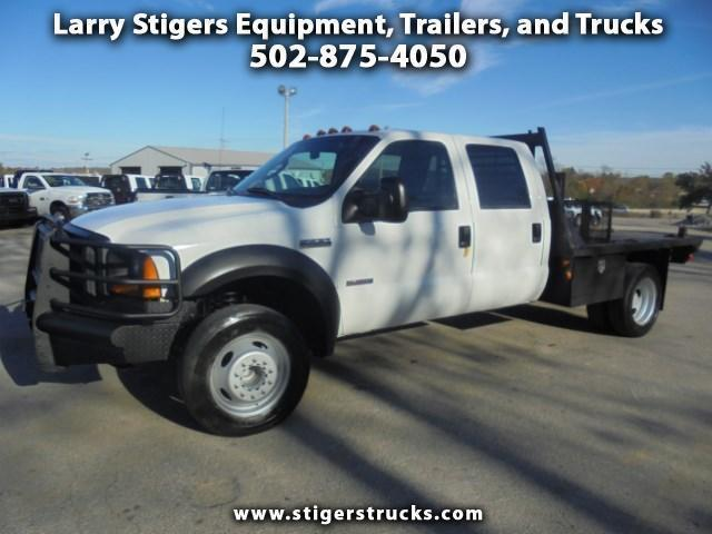 2007 Ford F-450  Flatbed Truck