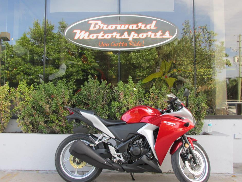 Honda cbr250 r motorcycles for sale in west palm beach for Honda dealership west palm beach