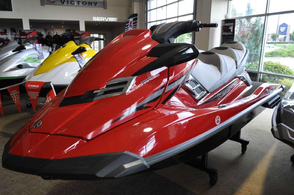 2015  Yamaha Motor Corp.  USA  FX Cruiser SVHO