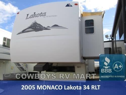 2005 Monaco MCKENZIE LAKOTA 34RLT