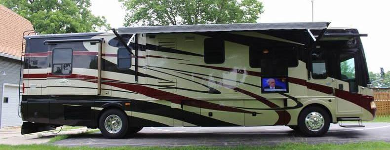 2007 NATIONAL RV Pacifica QS40C