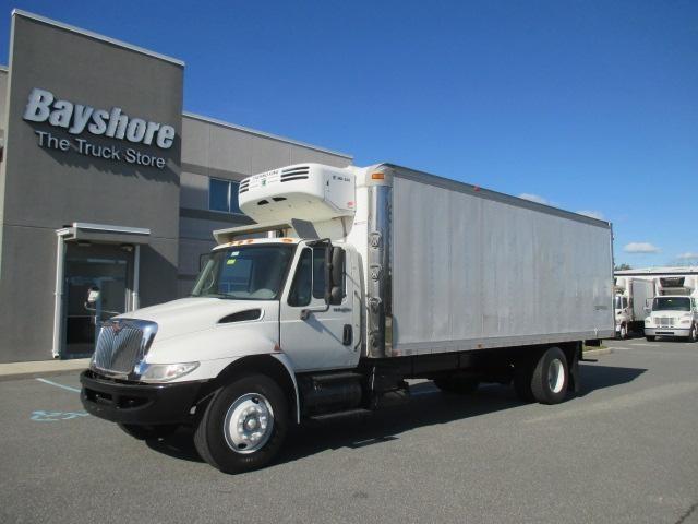 2008 International 4400  Refrigerated Truck