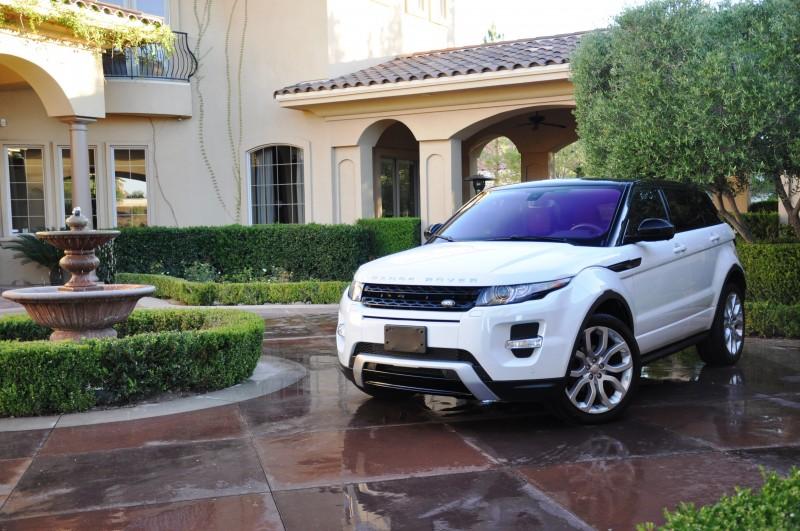 2015 Land Rover Range Rover Evoque 5dr Dynamic Premium