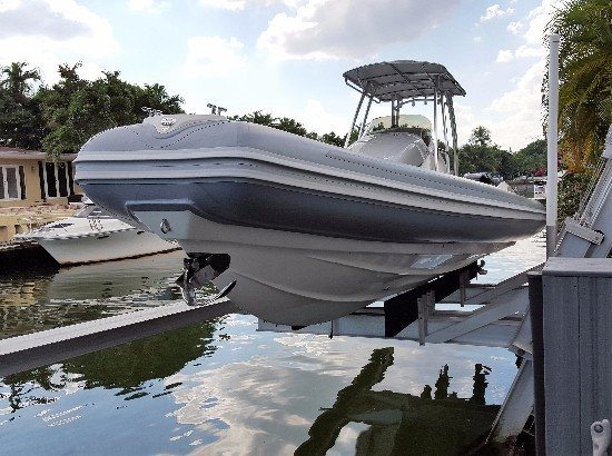 2014 Custom SACS Strider 10