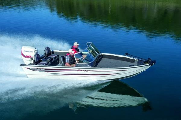 Ranger boats for sale in arizona for Self deploying trolling motor