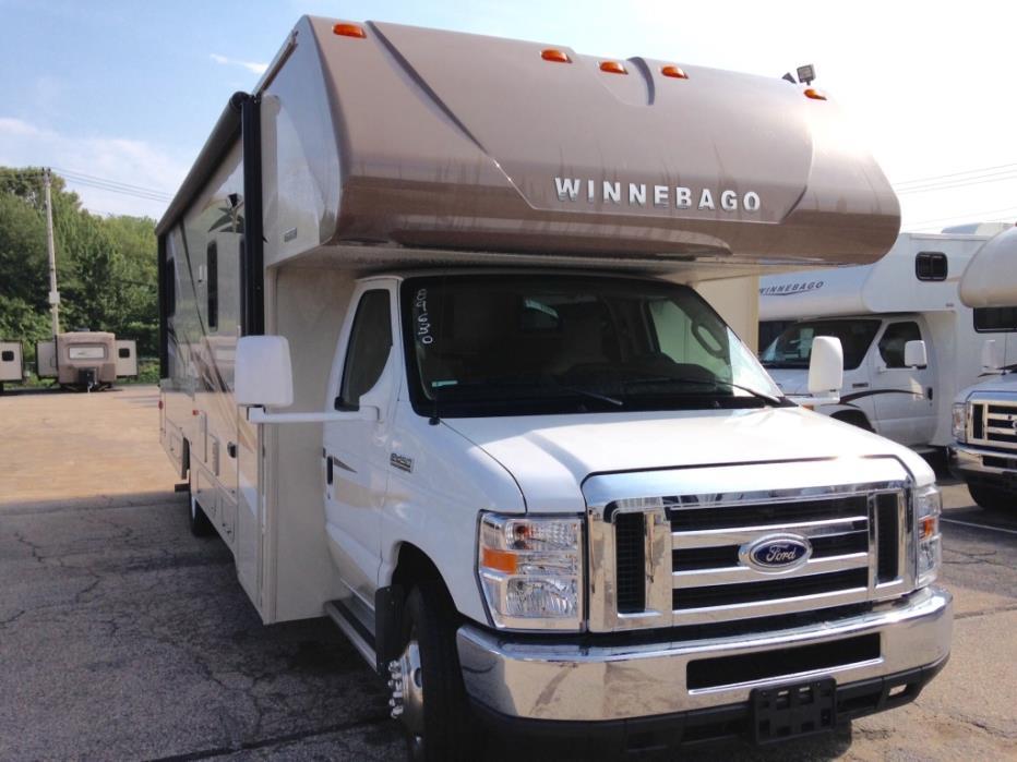 Winnebago Minnie Winnie WF331K