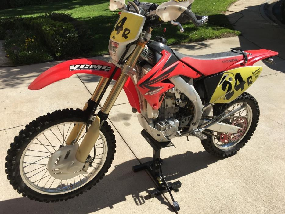 honda crf 450 motorcycles for sale in moorpark california. Black Bedroom Furniture Sets. Home Design Ideas