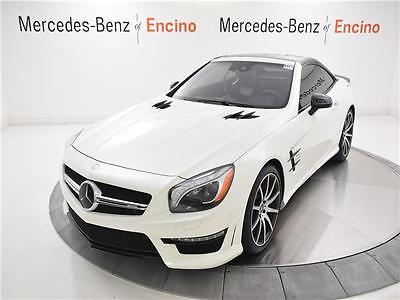2015 Mercedes-Benz SL-Class SL65 AMG 2015 Mercedes-Benz SL65 AMG, LOW MILES, DESIGNO, CERTIFIED, LOADED!