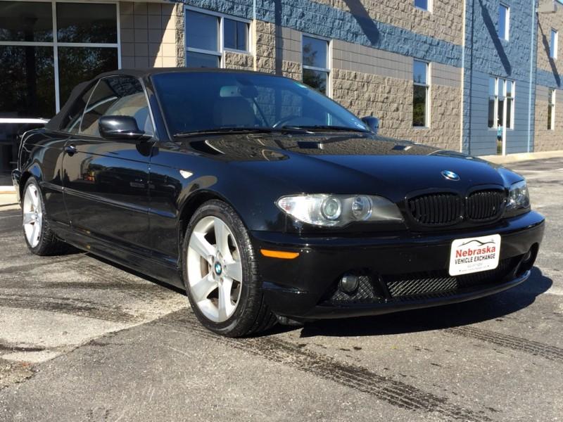 2006 BMW 3 Series 325Ci 2dr Convertible