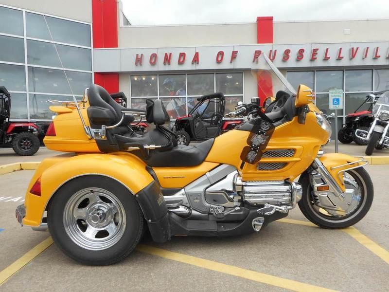 2010 Motor Trike GL1800 Adventure IRS