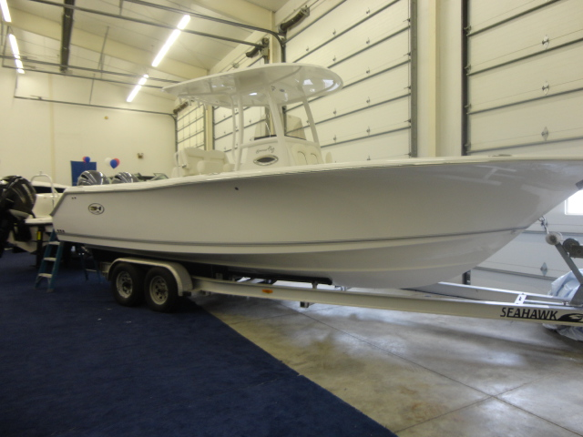 2016 Sea Hunt Gamefish 27CB