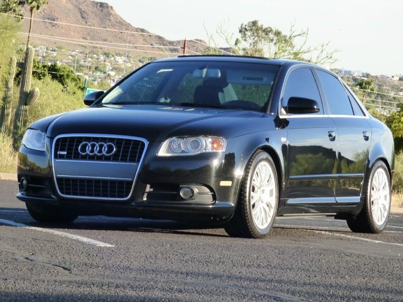 2008 Audi A4 4dr Sdn Auto 2.0T quattro