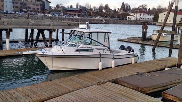 1990 Grady White 300 Marlin