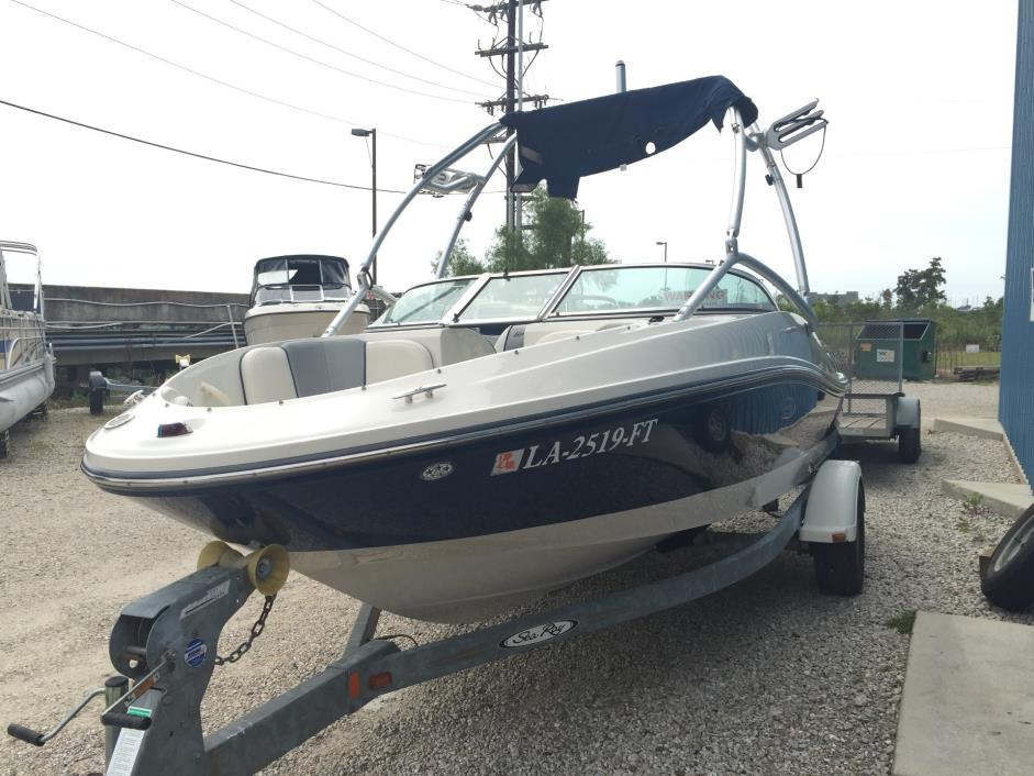 2008 Sea Ray w 220 HP Tower 185 Sport