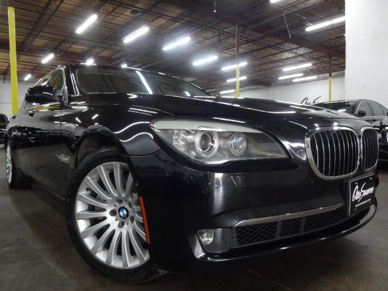 2010 BMW 750Li xDrive AWD PREMIUM W/ NAVIGATION