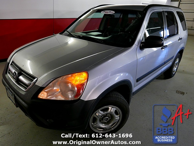 2004 Honda CR-V LX! Clean, Auto, Only 2 Owners!