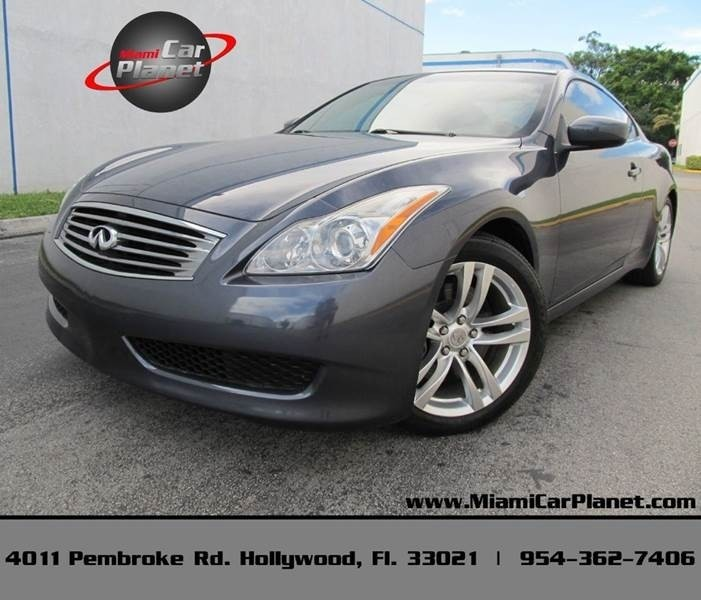 2010 Infiniti G37 Coupe Journey 2dr Coupe