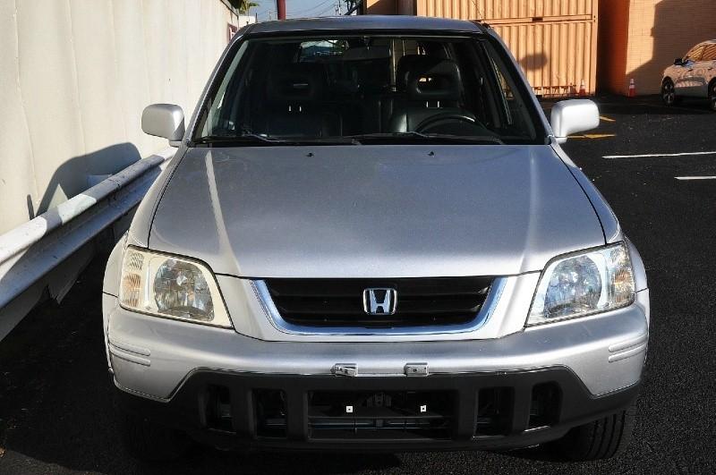 2001 Honda CR-V 4WD LE Auto LEATHER LOW MILES