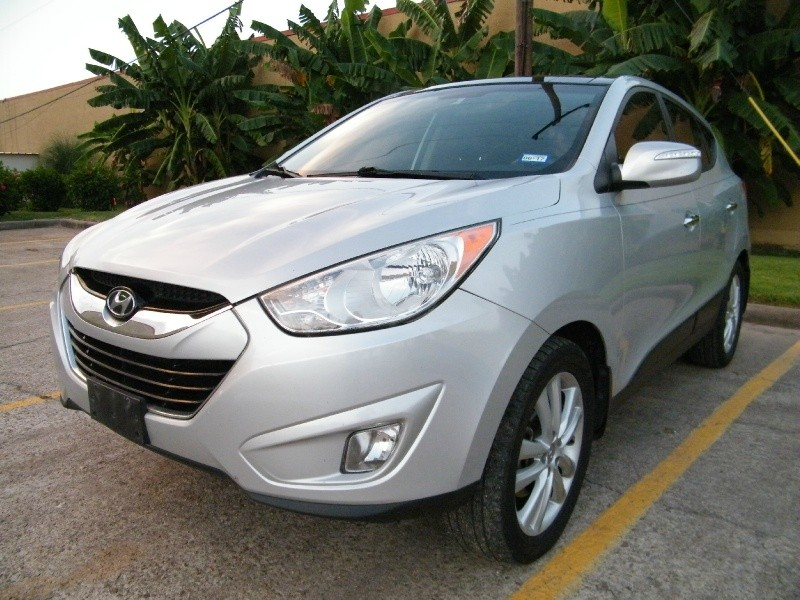 2012 Hyundai Tucson FWD 4dr I4 Auto LIMTED