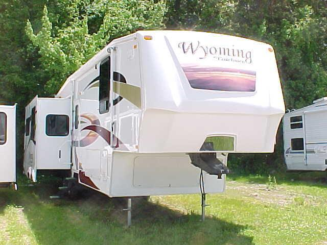Coachmen Wyoming 335RETS