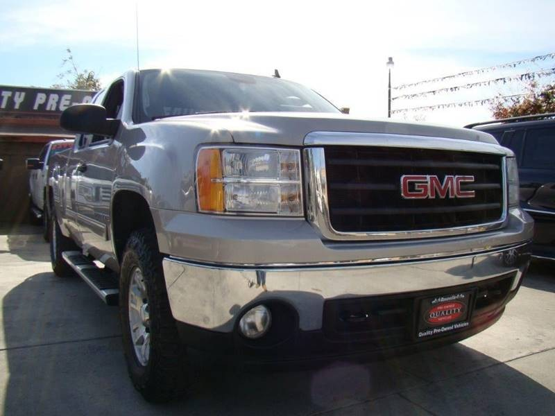2008 GMC Sierra 1500 SLE1 4WD 4dr Extended Cab 5.8 ft. SB