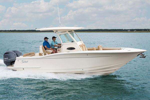 2017 Scout Boats 255 LXF