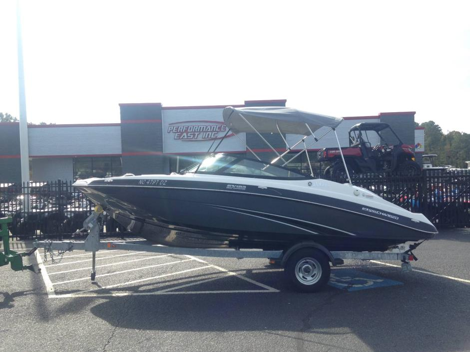 Yamaha sx192 boats for sale in north carolina for Yamaha dealer garner nc