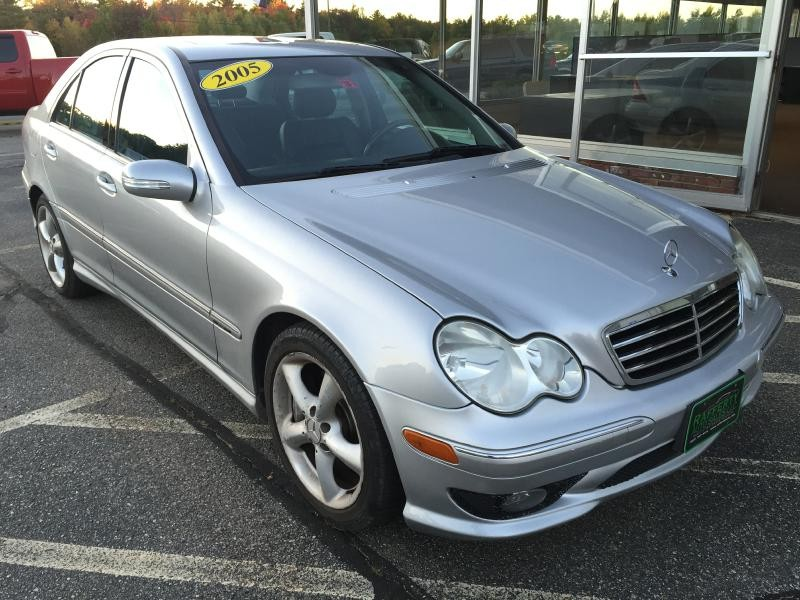 2005 Mercedes C230 Kompressor, 103K, Auto, Sunroof, Heated Seats