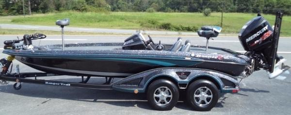 2017 RANGER BOATS Z520C Cup
