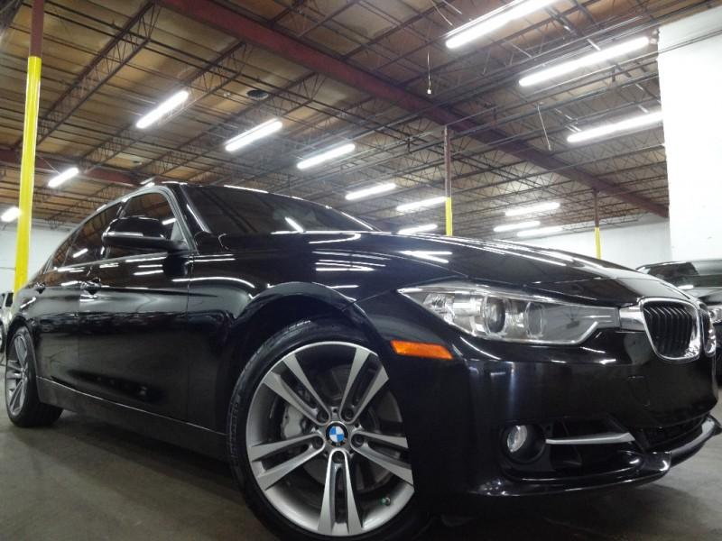 2013 BMW 335i SPORT PREMIUM W/ NAVIGATION CERTIFIED