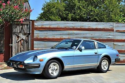 1980 Datsun Z-Series urvivor Car,Same Family Owner since new! Fresh Major Service, Cold A/C, Nice!