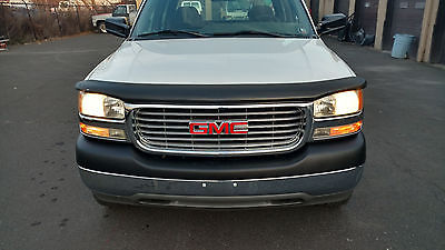 2001 GMC Sierra 2500 SL 2001 GMC SIERRA/SILVERADO 2500HD CREW CAB 8.1