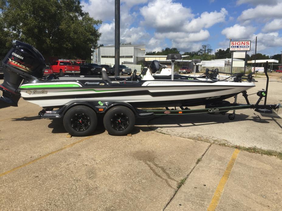 2017 Bass Cat Boats Puma FTD