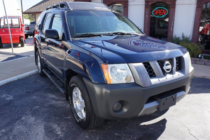 nissan xterra 2006 cars for sale. Black Bedroom Furniture Sets. Home Design Ideas