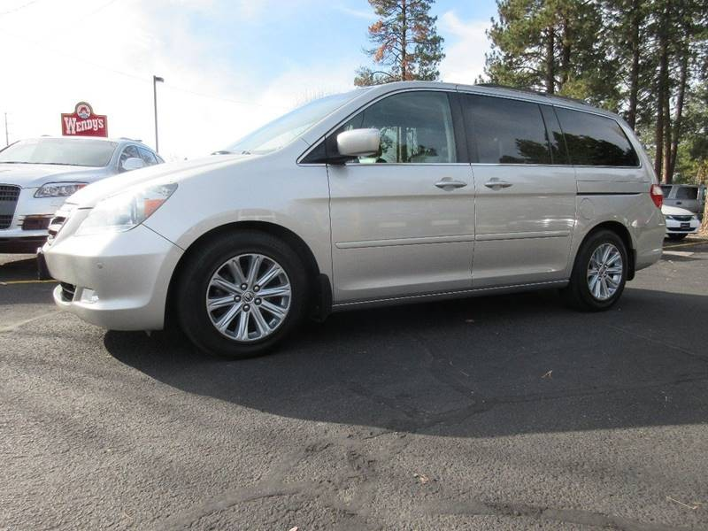 2007 Honda Odyssey Touring w/Navi w/DVD 4dr Mini Van and DVD