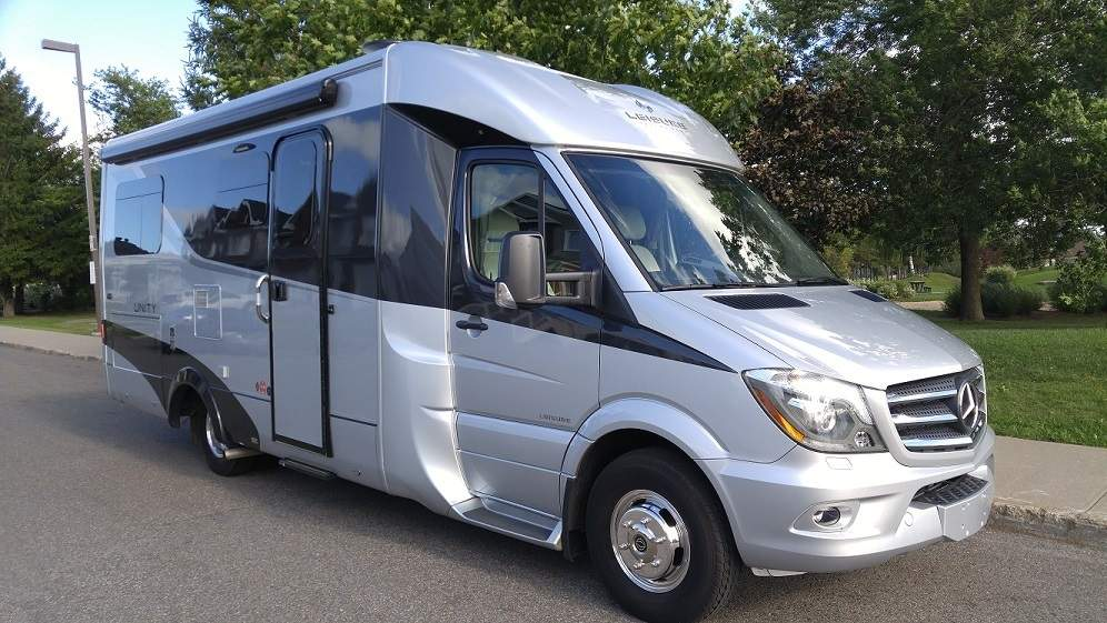 Leisure Travel Unity 24cb RVs for sale