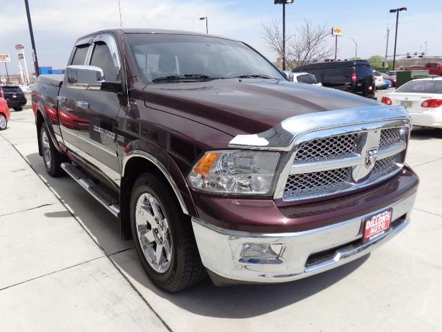 2012 RAM 1500 Laramie