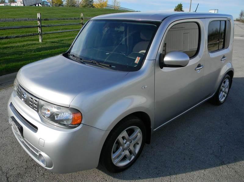 2009 Nissan cube 1.8 SL 4dr Wagon