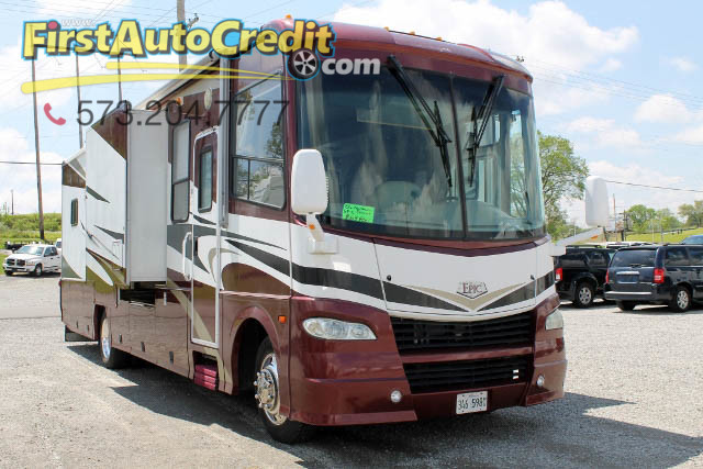 Coachmen Epic Premier 3580 TS