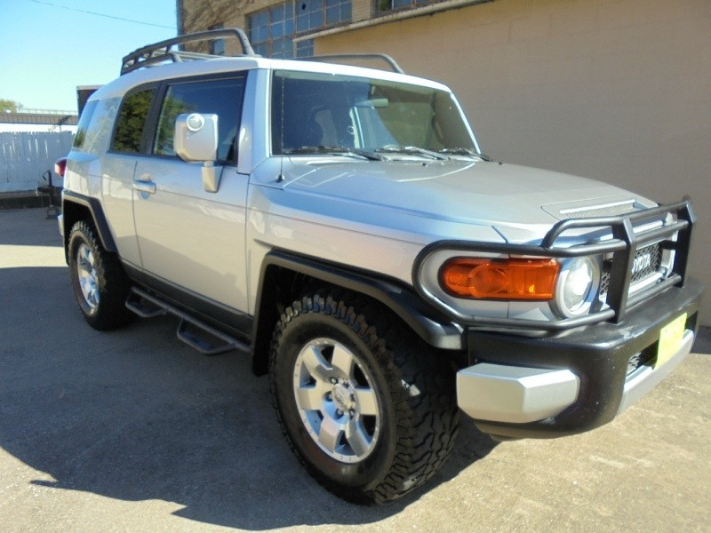 2008 Toyota Fj Cruiser Cars For Sale